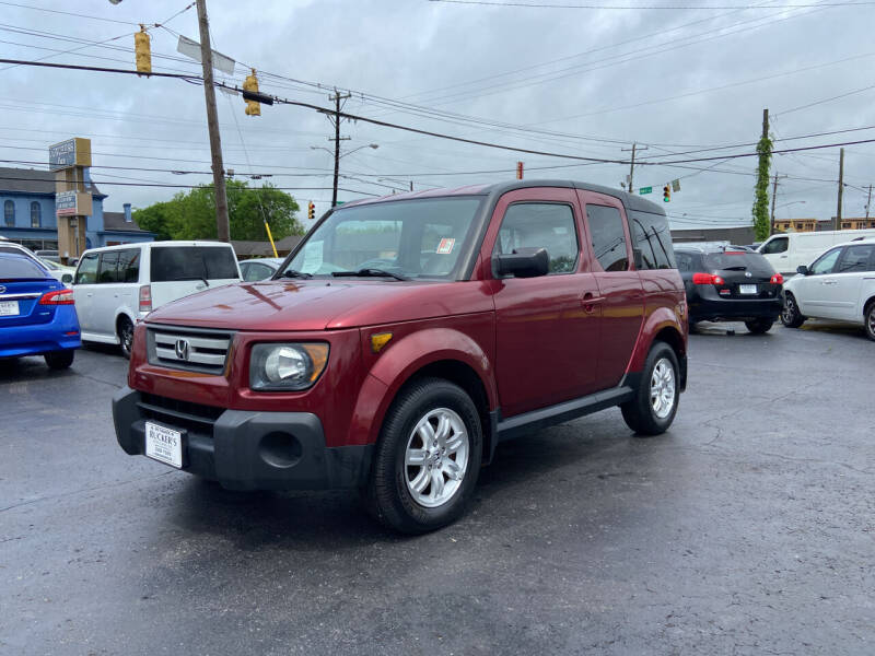 2008 Honda Element for sale at Rucker's Auto Sales Inc. in Nashville TN