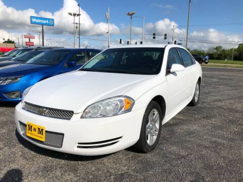 2013 Chevrolet Impala for sale at MnM The Next Generation in Jefferson City MO
