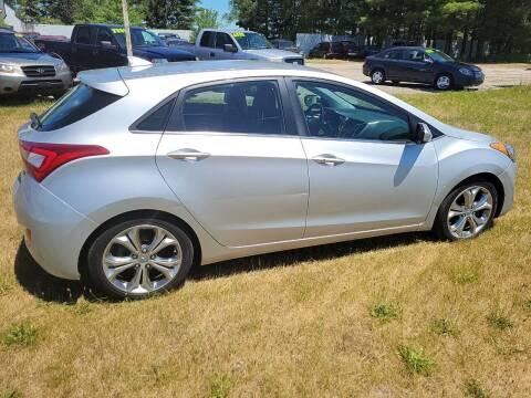 2014 Hyundai Elantra GT for sale at SCENIC SALES LLC in Arena WI