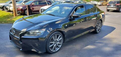2014 Lexus GS 350 for sale at GA Auto IMPORTS  LLC in Buford GA