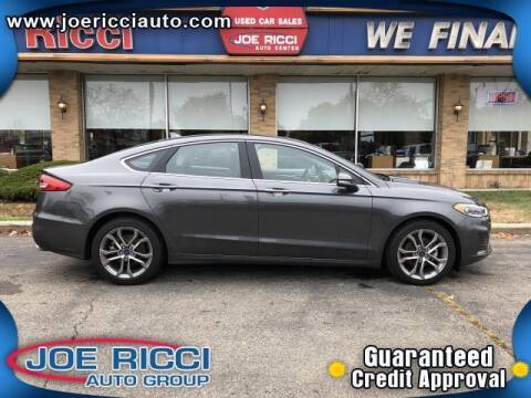 2019 Ford Fusion for sale at Mr Intellectual Cars in Shelby Township MI