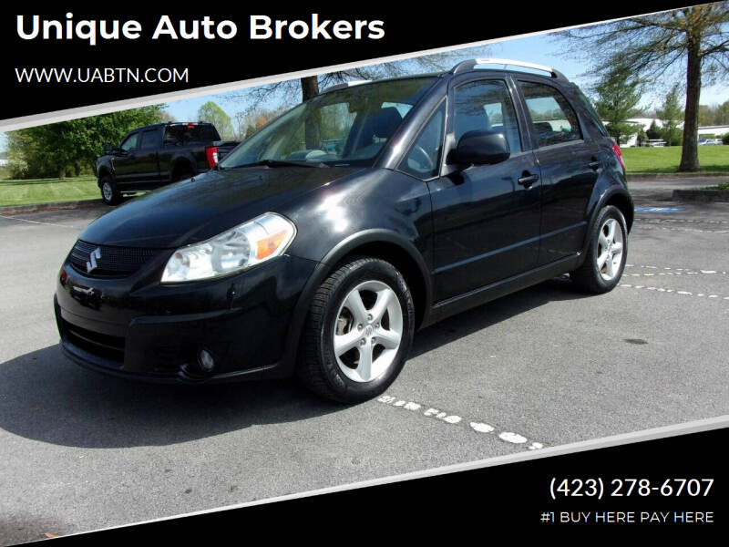 2009 Suzuki SX4 Crossover for sale at Unique Auto Brokers in Kingsport TN