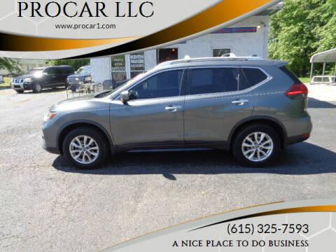 2017 Nissan Rogue for sale at PROCAR LLC in Portland TN