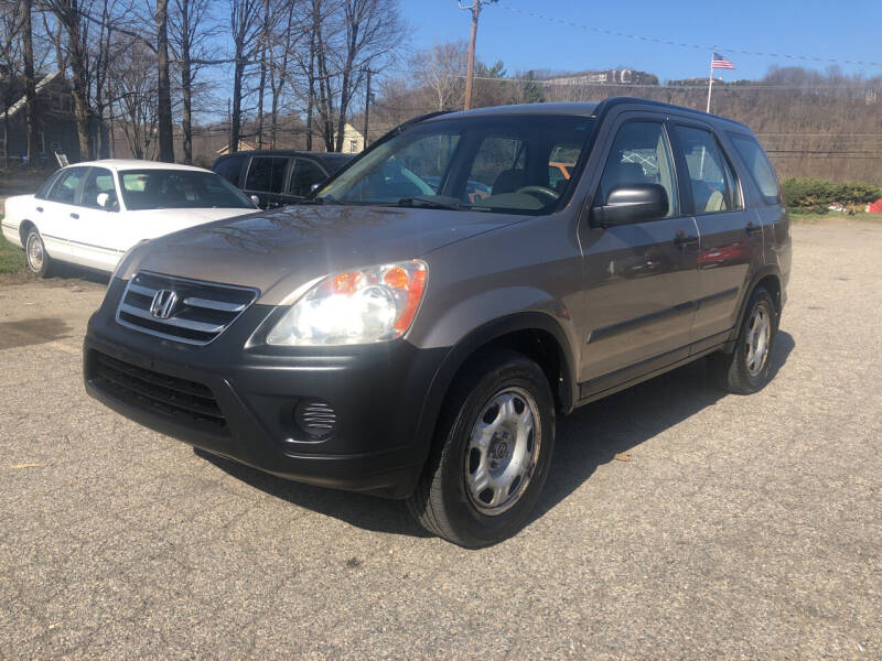2006 Honda CR-V for sale at Used Cars 4 You in Serving NY