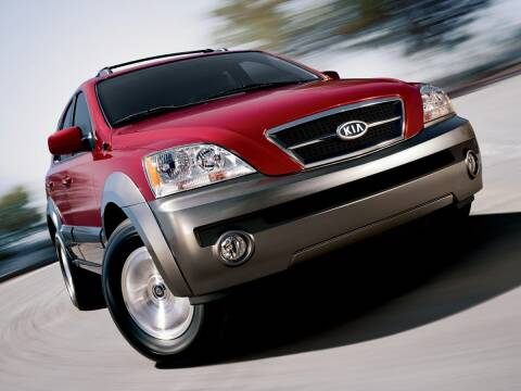 2006 Kia Sorento for sale at Michael's Auto Sales Corp in Hollywood FL
