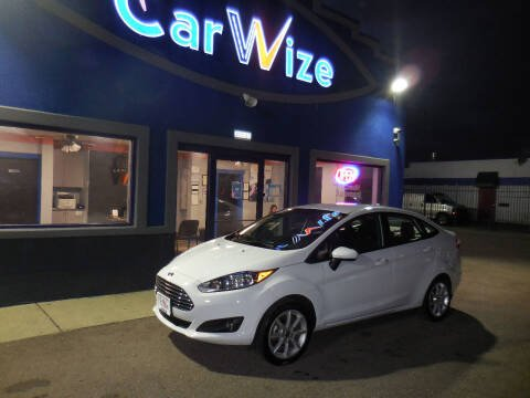 2019 Ford Fiesta for sale at Carwize in Detroit MI