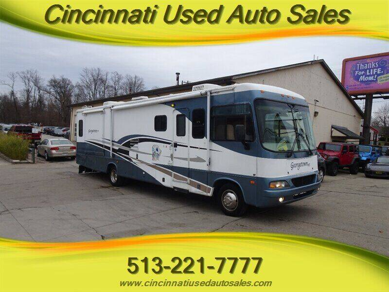 2005 Forest River Georgetown 359 XL for sale at Cincinnati Used Auto Sales in Cincinnati OH