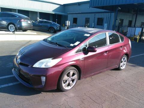 2013 Toyota Prius for sale at A.I. Monroe Auto Sales in Bountiful UT