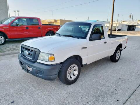 2007 Ford Ranger for sale at DFW Autohaus in Dallas TX