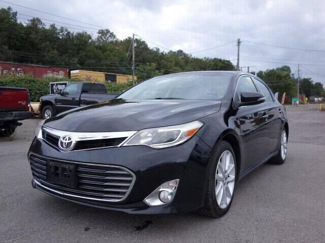 2013 Toyota Avalon for sale at Simply Motors LLC in Binghamton NY