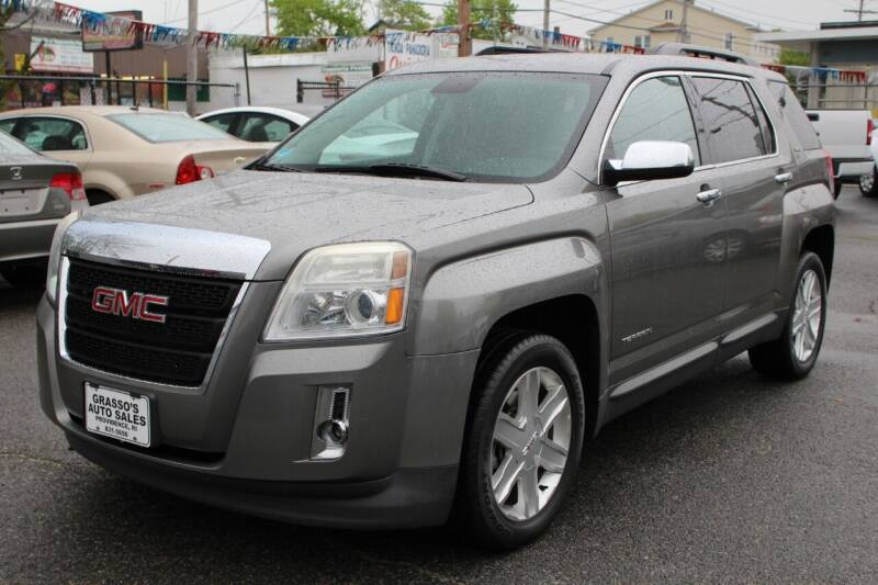 2012 GMC Terrain for sale in Providence, RI