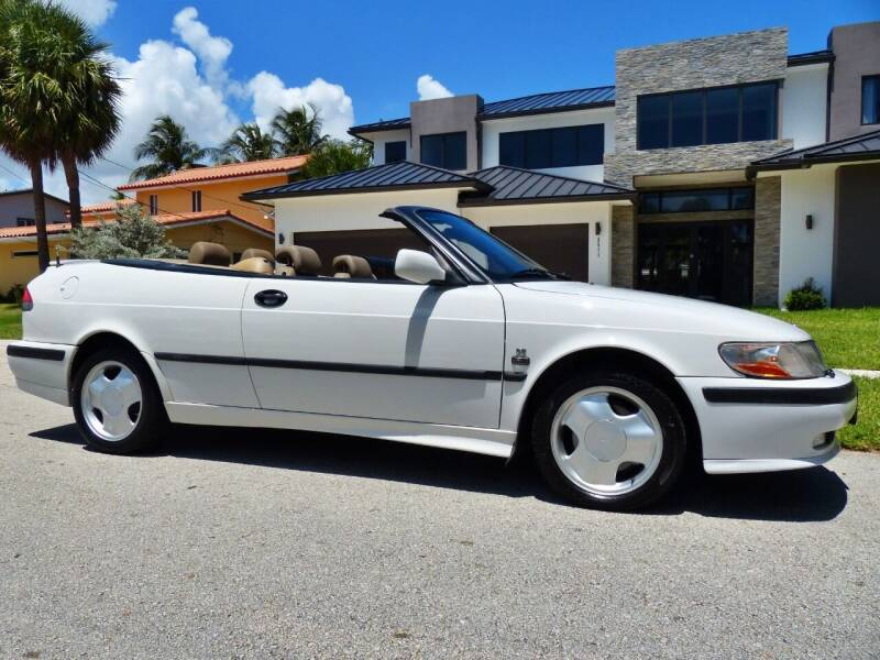 2001 Saab 9-3 for sale at Lifetime Automotive Group in Pompano Beach FL