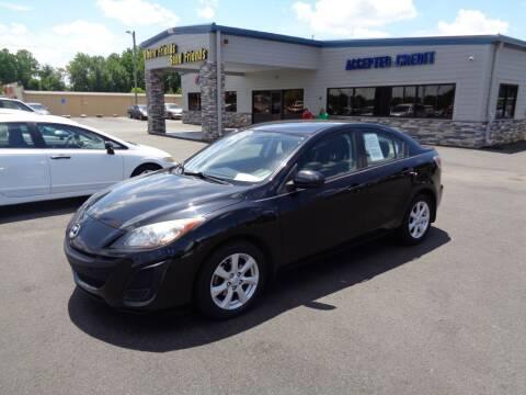 2011 Mazda MAZDA3 for sale at KARS R US of Spartanburg LLC in Spartanburg SC