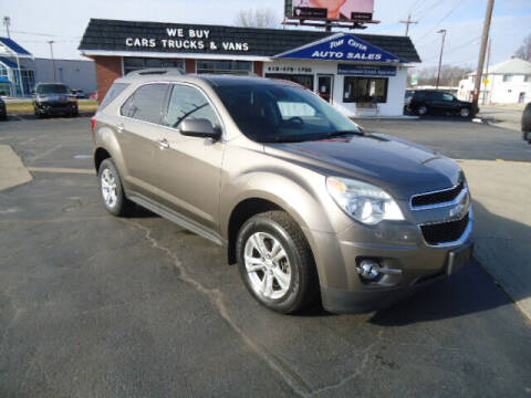 2012 Chevrolet Equinox for sale at Tom Cater Auto Sales in Toledo OH