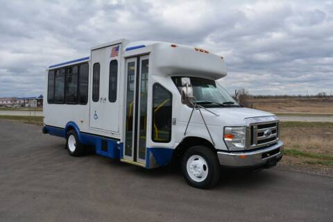 2009 Ford E-450 for sale at Signature Truck Center - Shuttle Buses in Crystal Lake IL