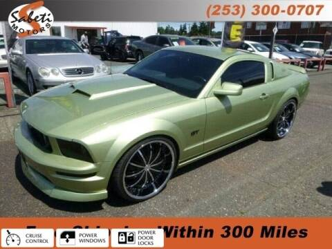 2006 Ford Mustang for sale at Sabeti Motors in Tacoma WA