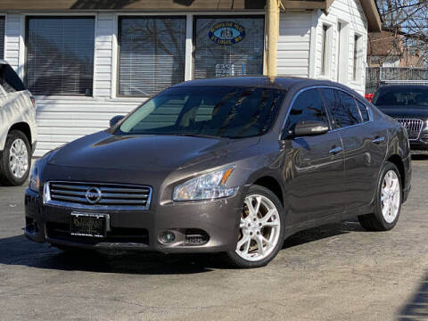 2012 Nissan Maxima for sale at Kugman Motors in Saint Louis MO