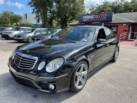2007 Mercedes-Benz E-Class for sale at Prime Auto Solutions in Orlando FL