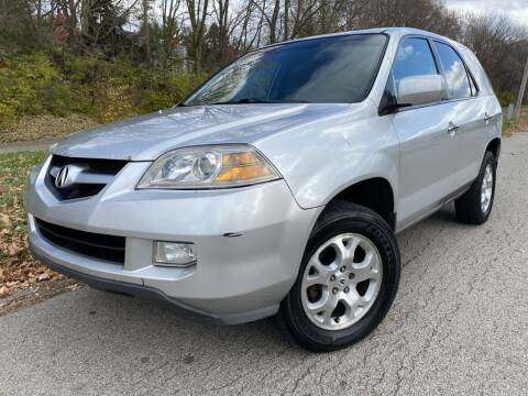 2006 Acura MDX for sale at Bloomington Auto Sales in Bloomington IL