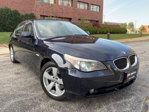 2007 BMW 5 Series for sale at EMH Motors in Rolling Meadows IL