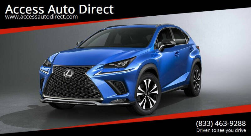 2019 Lexus NX 300 for sale at Access Auto Direct in Baldwin NY