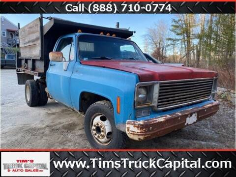 1977 Chevrolet C/K Pickup for sale at TTC AUTO OUTLET/TIM'S TRUCK CAPITAL & AUTO SALES INC ANNEX in Epsom NH