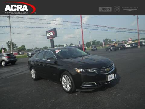 2020 Chevrolet Impala for sale at BuyRight Auto in Greensburg IN