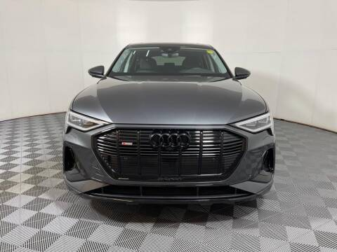 2022 Audi e-tron Sportback for sale at CU Carfinders in Norcross GA