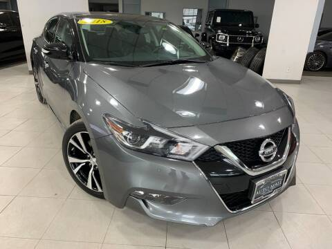 2018 Nissan Maxima for sale at Auto Mall of Springfield in Springfield IL
