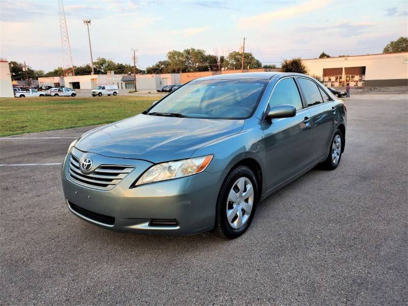 2009 Toyota Camry for sale at Image Auto Sales in Dallas TX