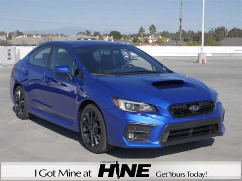 2020 Subaru WRX for sale at John Hine Temecula - Subaru in Temecula CA