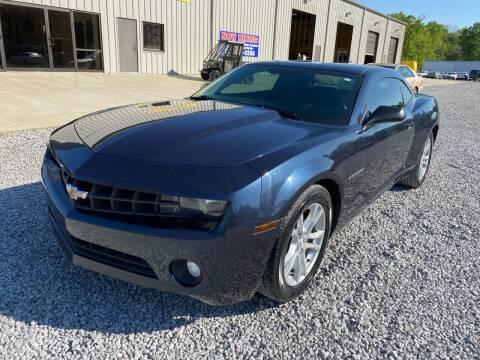 2013 Chevrolet Camaro for sale at Alpha Automotive in Odenville AL