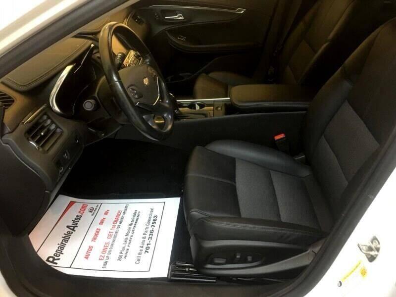 2018 Chevrolet Impala LT 4dr Sedan - Strasburg ND