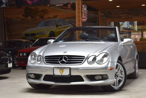 2004 Mercedes-Benz CLK for sale at Chicago Cars US in Summit IL