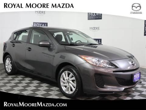 2013 Mazda MAZDA3 for sale at Royal Moore Custom Finance in Hillsboro OR
