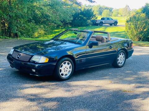 1995 Mercedes-Benz SL-Class for sale at Milford Automall Sales and Service in Bellingham MA