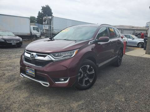 2018 Honda CR-V for sale at Yaktown Motors in Union Gap WA