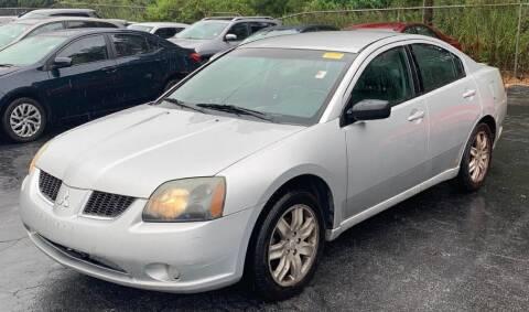 2006 Mitsubishi Galant for sale at Cobalt Cars in Atlanta GA