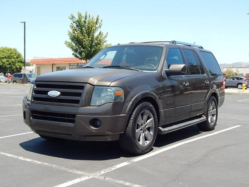 2008 Ford Expedition for sale at Gilroy Motorsports in Gilroy CA