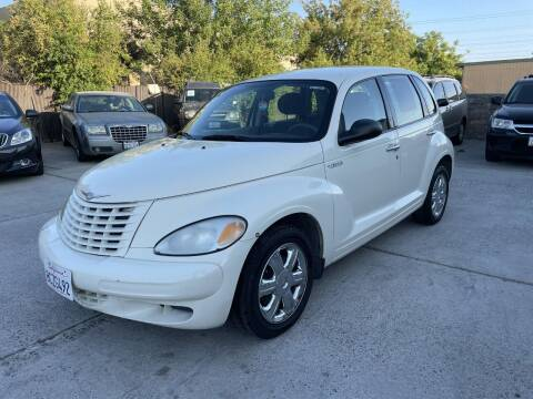2005 Chrysler PT Cruiser for sale at Carspot Auto Sales in Sacramento CA