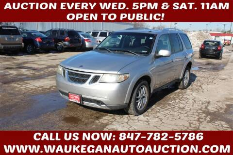 2006 Saab 9-7X for sale at Waukegan Auto Auction in Waukegan IL