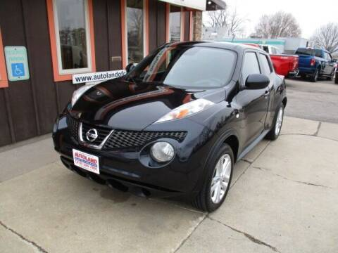 2013 Nissan JUKE for sale at Autoland in Cedar Rapids IA