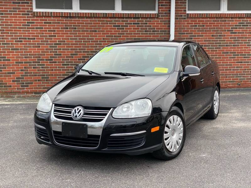 2009 Volkswagen Jetta for sale at Eagle Auto Sales LLC in Holbrook MA