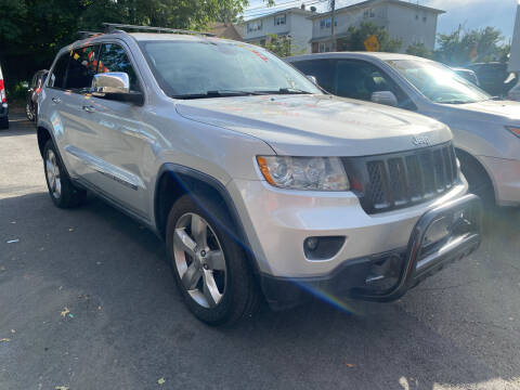 2012 Jeep Grand Cherokee for sale at Discount Auto Sales & Services in Paterson NJ
