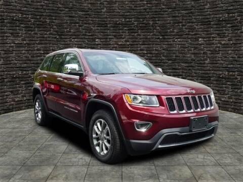 2016 Jeep Grand Cherokee for sale at Ron's Automotive in Manchester MD