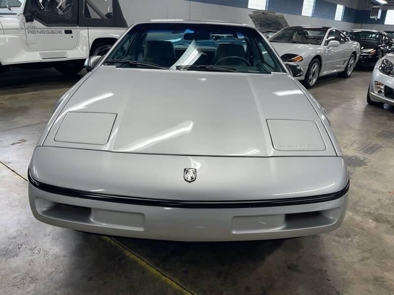 1988 Pontiac Fiero for sale at MICHAEL'S AUTO SALES in Mount Clemens MI
