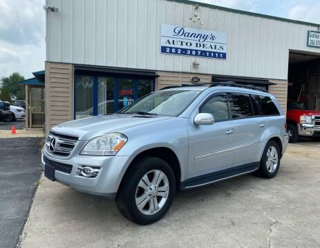 2007 Mercedes-Benz GL-Class for sale at Danny's Auto Deals in Grafton WI