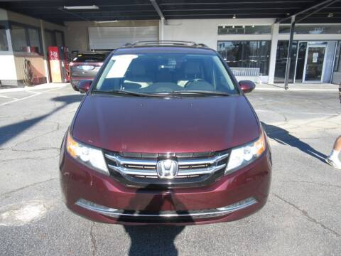 2014 Honda Odyssey for sale at Maluda Auto Sales in Valdosta GA