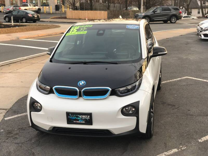 2015 BMW i3 for sale at Circle Auto Sales in Revere MA