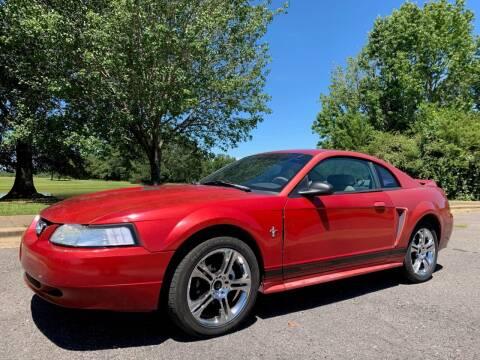 2000 Ford Mustang for sale at LAMB MOTORS INC in Hamilton AL